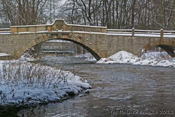 Marienthalbrücke in Thüringen
