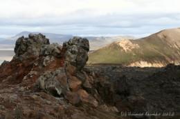 Island Landmannalaugar - Troll