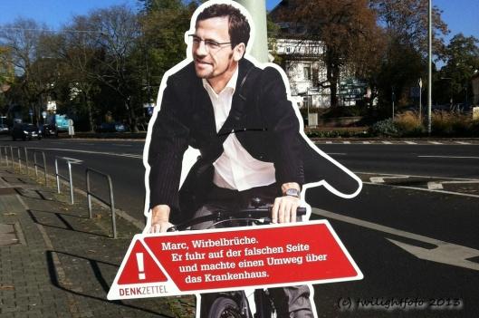 Marc der Fahrradraser