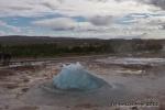 Geysir - Die Blase