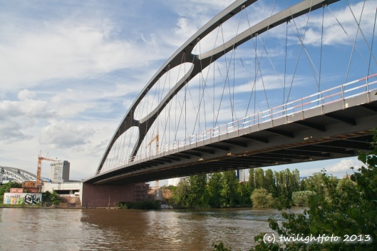 Neue Mainbrücke Ost