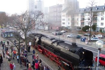 Bahnhof Eiserner Steg