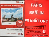 Frankfurt - Paris