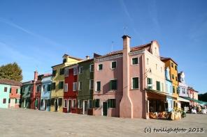 Auf der Insel Murano