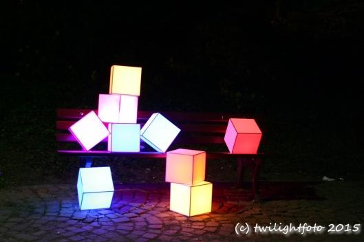 Luminale-Würfel