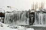 Alafoss - Wasserfall mit Trollgesicht