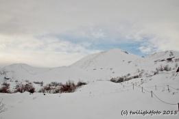 Am Grabrok - Weg zum Kraterrand