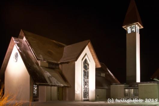 Reykholt - Neue Kirche