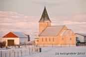 Kirche auf Snæfellsness