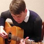 Musiker Patrick Hemling
