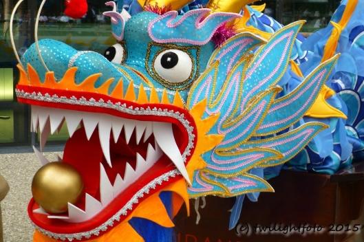 Turandot - Chinesischer Drache