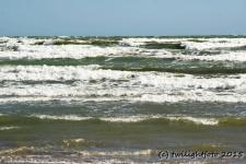 Sturm am Meer