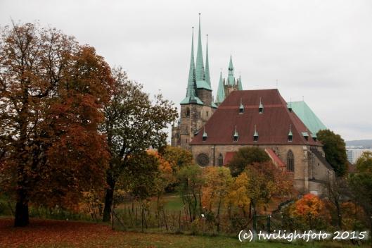 Severikirche und Erfurter Dom