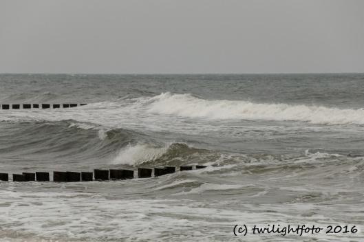Stürmische See