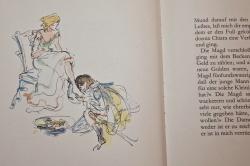 Der Stapellauf mit Illustration von Max Schwimmer