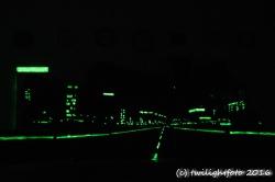 Landflucht im Dunkeln