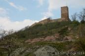 Burg Gleichen obehalb der Badlands