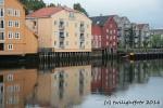 Trondheim - Speicherhäuser
