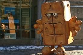 Erfurt - Bernd das Brot