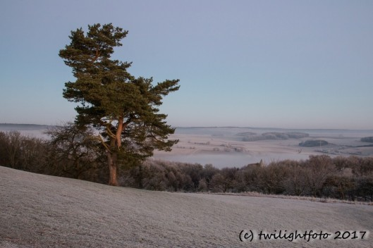 Winter in der Rhön