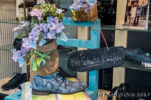 Bin Schuhe kaufen