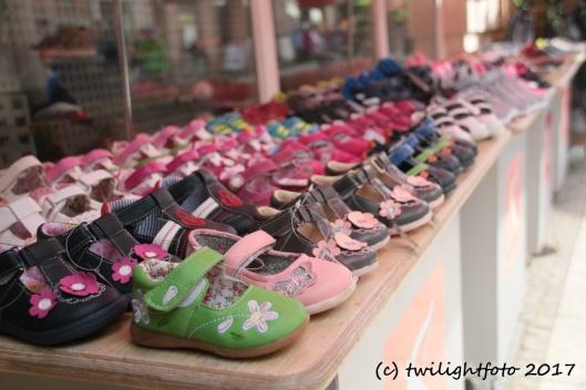 Die Schuhproblematik - Passt nicht
