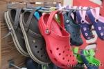 Die Schuhproblematik
