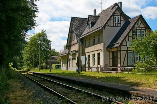Bahnhof Ilmenau Bad