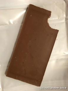 Schokolade - die letzten Sekunden
