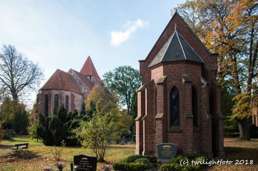 Dorfkirche Groß Mohrdorf
