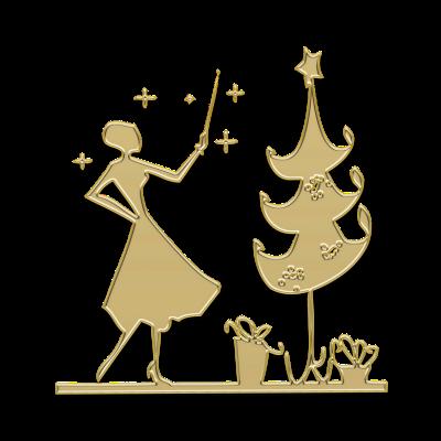 Weihnachtsfee - (c) pixabay.com